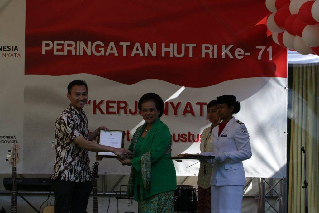 Penghargaan KJRI